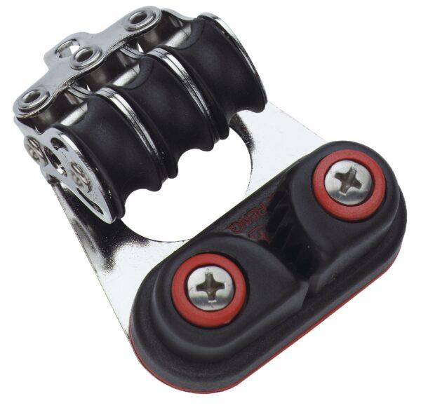 sprenger-micro-xs-block-3-rollen-mit-buegel-und-schotklemme-6mm