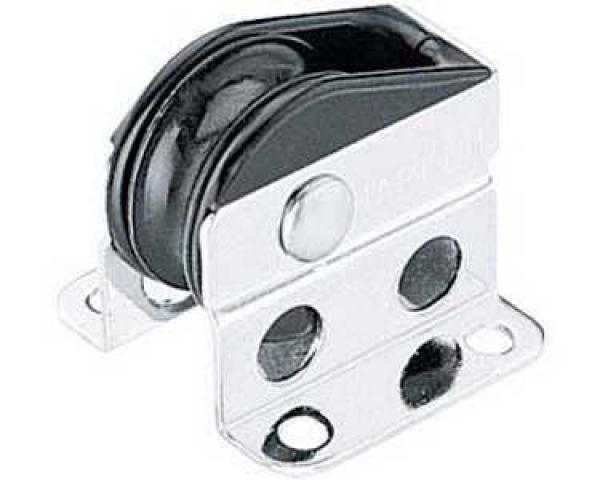 harken-bullet-stehblock-1-rolle-mit-vier-befestigungspunkte-fuer-tau-8mm