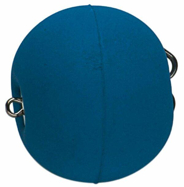 lenzball-blau