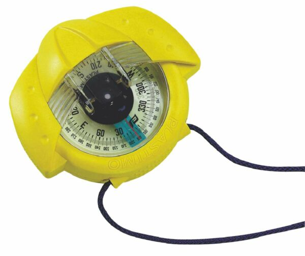 plastimo-handpeilkompass-iris-50-gelb