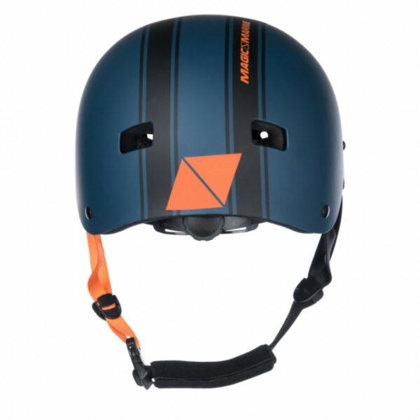 magic-marine-impact-pro-helm-navyblau-hinten