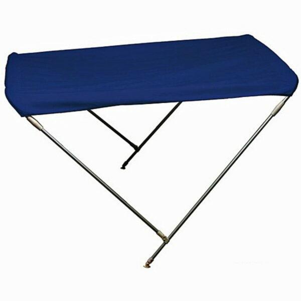 sonnenverdeck-zwei-alugestaenge-blau-140-160cm