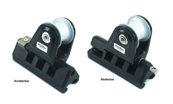 pfeiffer-new-line-genuaschlitten-mit-45mm-rolle-fuer-schiene-32x6mm