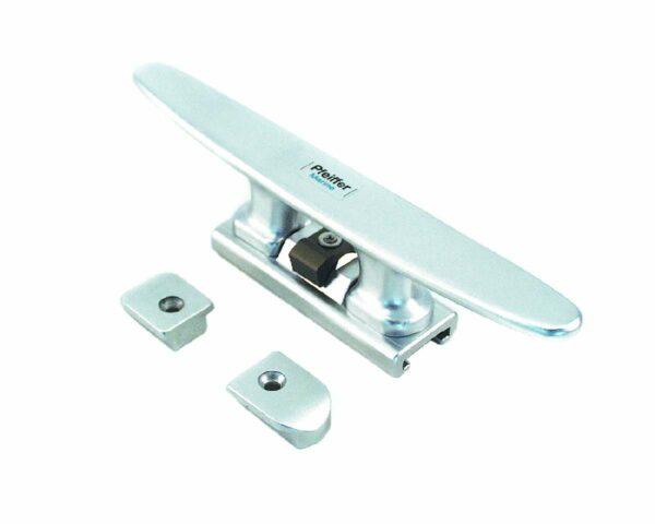 pfeiffer-springklampe-220mm-inkl-zwei-endstuecke-fuer-genuaschiene-25x4mm