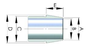pfeiffer-rohr-adapter-bemassung-fuer-spinnackerbaum