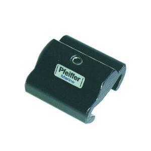pfeiffer-traveller-stopper-mit-schraube-gr1-fuer-schiene-19x20mm
