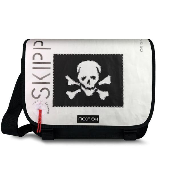 nofish-umhaengetasche-sail-groesse-l-piratenflagge-schwarz