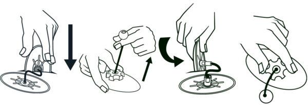 clamseal-anwendung