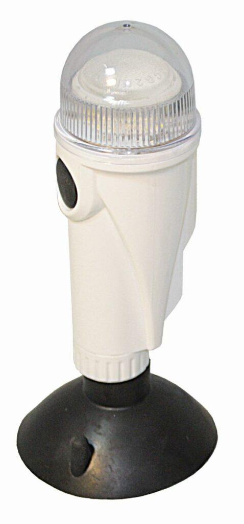LED Rundumleuchte mit Saugfuß-0